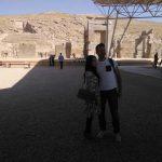 سفر استراماچونی و همسرش به شهر کاکو های مهمان نواز