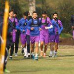 اظهارنظر بازیکنان درباره بازی با الکویت و حضور دیاباته در کارهای گروهی